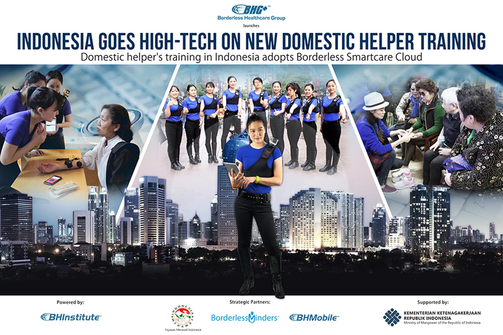 events borderlessminders goes high tech on new domestic helper training